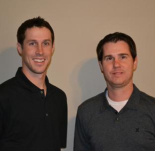 Premier Collision Owners Jason Brown and Jarrod Weeg