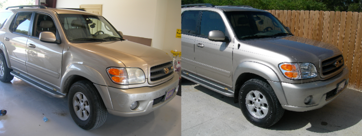Premier Collision Zachary sequoia-Before-After